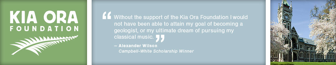 Kia Ora Foundation